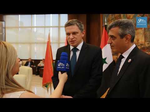 دام برس : ختام معرض دمشق الدولي نقطة لبداية قوية و مثمرة