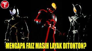 5 Alasan Kamen Rider 555 (Faiz) Masih Digemari