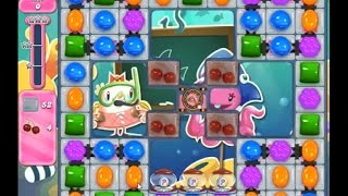Candy Crush Saga Level 2102 No Boosters