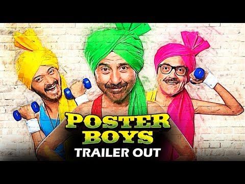 Poster Boys Trailer Out | Sunny Deol, Bobby Deol, Shreyas Talpade