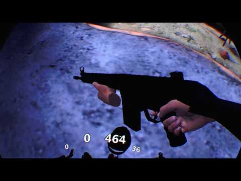 (Arizona Sunshine) VR using Aim controller doing iron sights for a subscriber