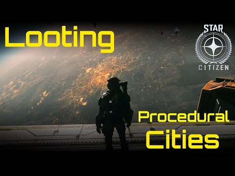 Star Citizen: What Good are Procedural Cities?