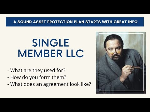 Single Member Offshore LLC's: Offshore Banking - Offshore limited liability company
