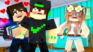 TROLLING MY LITTLE SISTER S CRUSH Fame High EP3 Minecraft Roleplay