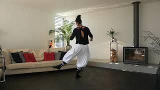 Danse - technique - pas de bourré