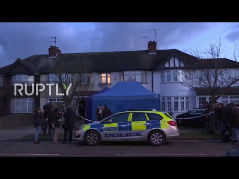 UK: Police on site after Russian businessman Glushkov found dead in London
