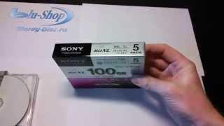 Sony BDXL 100GB
