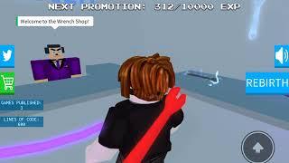 Roblox: Game Dev Simulator (SIM)
