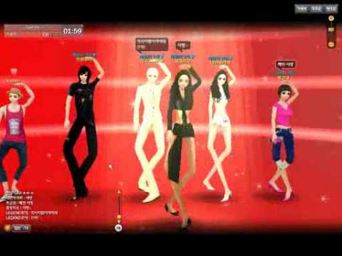 Korean Online game - Debut Dance game