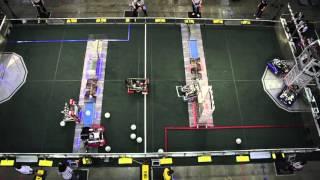 First Robotics Competition - 2016 Rocket City Regionals