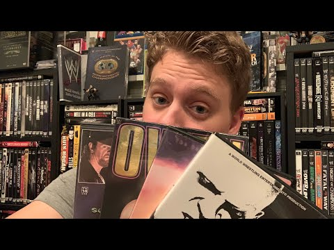 New Rare WWE DVDs For Sale...