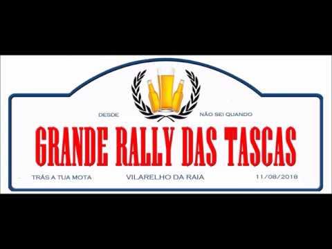 Rally tascas Vilarelho da Raia