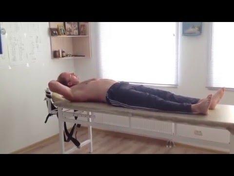 Упражнения при грыже позвоночника: межпозвоночная, в бассейне