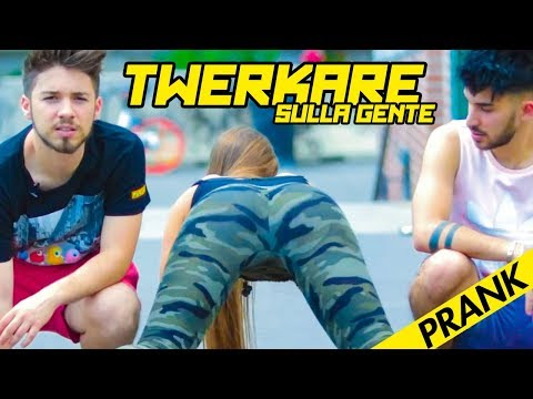TWERKARE SULLA GENTE | Matt & Bise