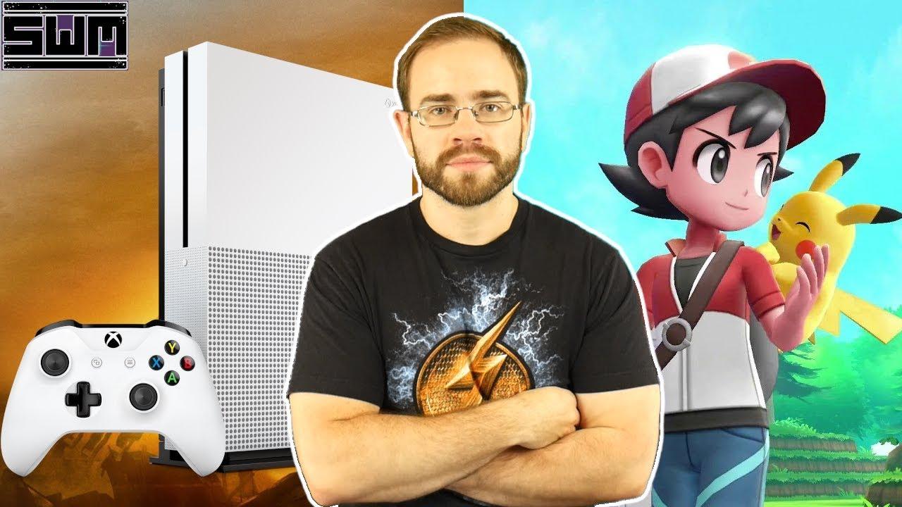 Pokemon Let's Go Sales Record, Sony Censorship, Disc-Less Xbox One