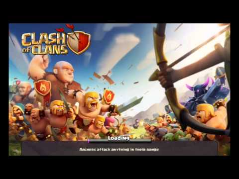 My coc doesnt work says connection error [FIXED]