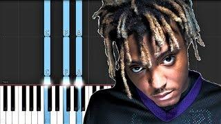 Juice Wrld Run Piano Tutorial.mp3