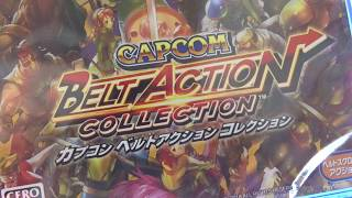 M! Unboxing – Capcom Belt Action Collection [I-Capcom Limited Edition]