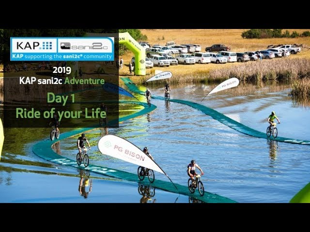 KAP sani2c Adventure Day 1 2019 | Ride of your Life