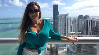 My trip to Miami, Florida