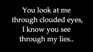 Escape the fate - Something (Lyrics)