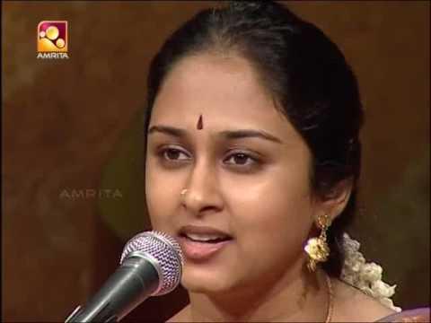 Ananya Ashok - Sarasadala nayane - Saramathi Ragam - Muthaiah Bhagavathar Krithi