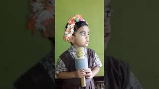 Independence day funny speech by a school girl.