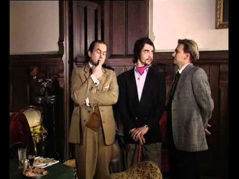 как познакомились ватсон и шерлок
