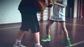 Basketball Training. Тренировка по баскетболу. Школа Баскетбола Playmaker