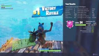 Fortnite - Lynx - Victory Royale