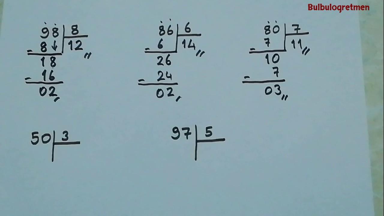 3.Sınıf Matematik Eldeli Toplama İşlemi