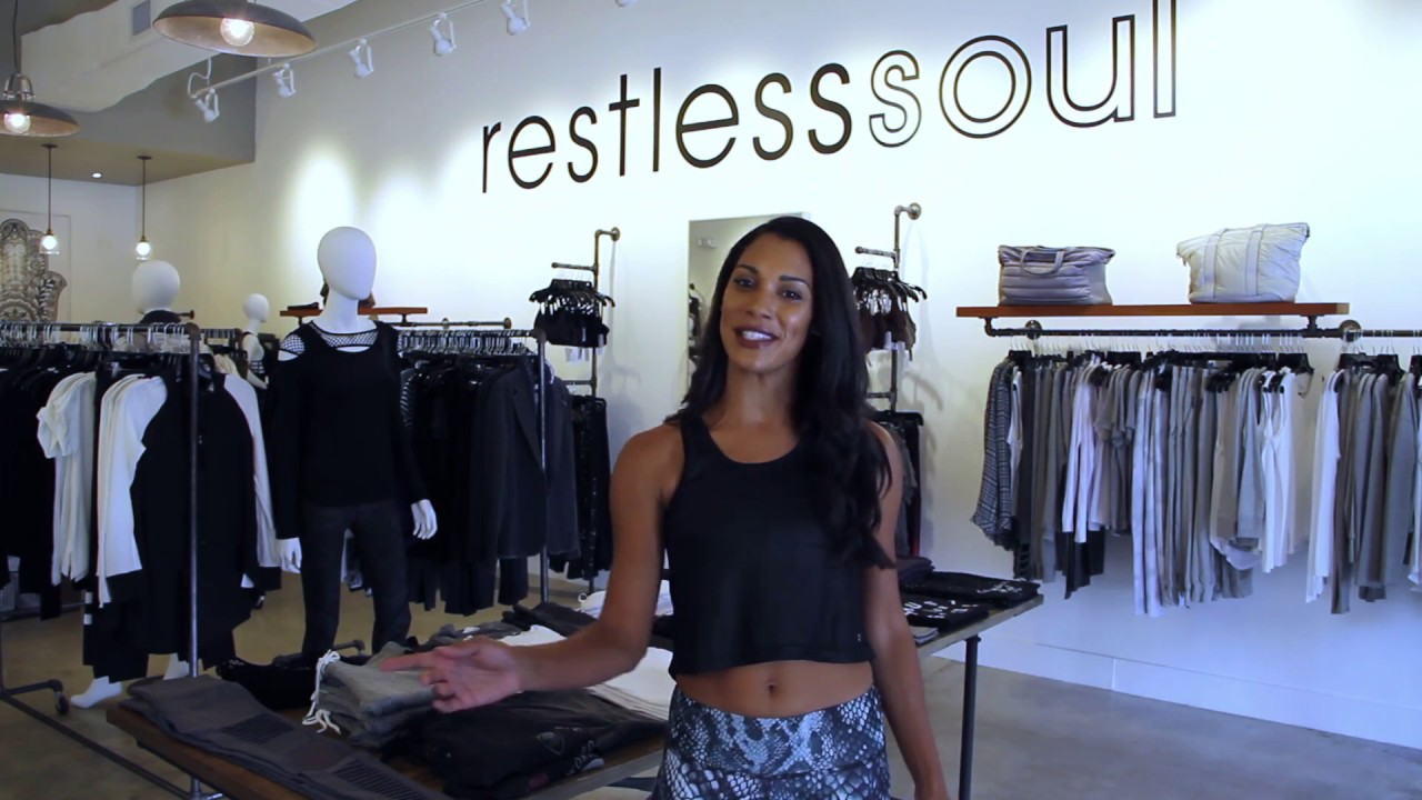 The RESTLESS SOUL SHOP AVENTURA