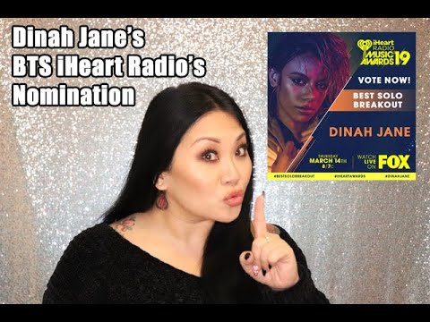BTS Of Dinah Jane's Nomination For iHeart Radio's Best Solo Breakout Artist 2019 Mp3