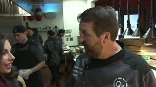 Go behind-the-scenes at Q39