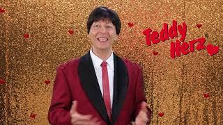 Rock'n'Roll hält jung - Teddy Herz - Ankündigung
