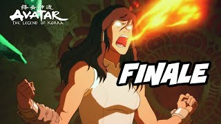 Legend Of Korra Season 3 Finale - Top 10 WTF Moments
