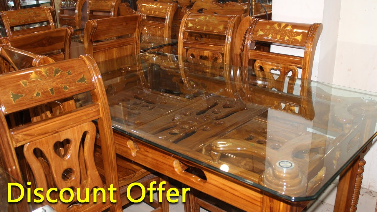 Good Quality Wooden Dining Table Price In Bangladesh Youtube