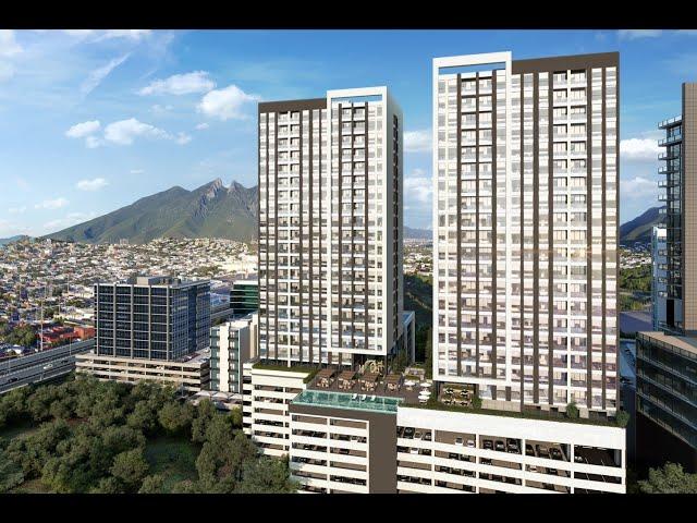 Departamentos En Venta Torre Boreal Monterrey Nuevo León