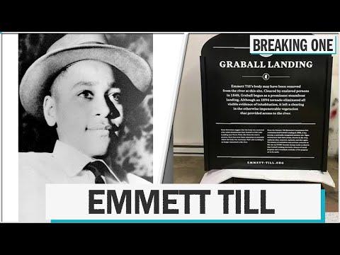 Emmett Till's Memorial Site Has A New Bulletproof Sign