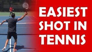 Easiest Shot In Tennis (Or Should Be) | TENNIS JEOPARDY