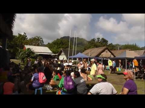 Things To Do In Rarotonga - Visit the Punanga Nui Market
