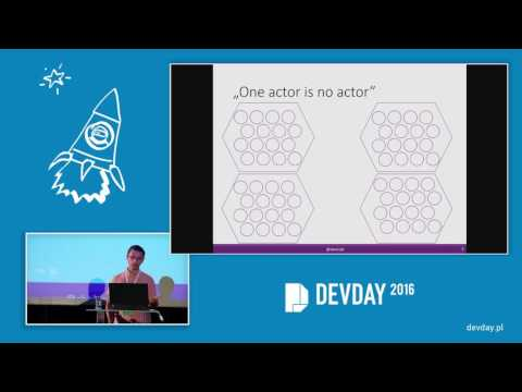 Sebastian Bełczyk - Build Reliable Systems with Virtual Actors