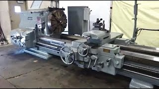 "AMERICAN PACEMAKER 32"" x 204"" Engine Lathe"