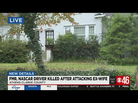 Former NASCAR Driver John Townley Allegedly Attacked Ex-wife and  Man Before Shooting