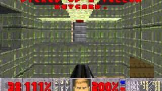 Doom II (GBA Version) Walkthrough Part 4 - The Focus