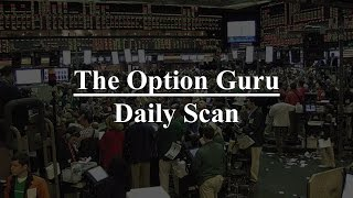 Daily Scan for Thursday, January 8, 2015