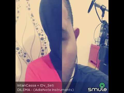 Smule D'masiv Dilema ( jazz orchestra cover )