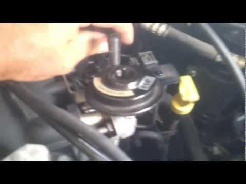 Remove Upper Intake Manifold 2002 Mazda...