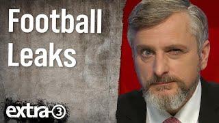 Extra 3 Extra – sport extra: Football Leaks