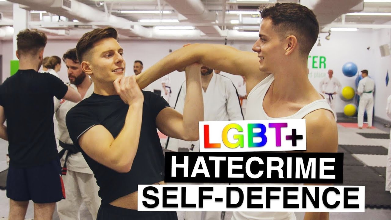 The LGBT+ self-defence class tackling hate crime